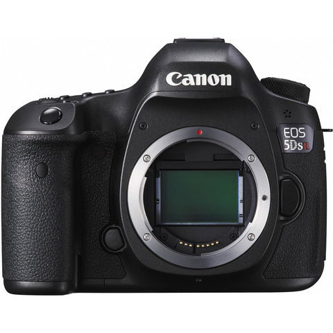 Canon EOS 5DS R Body Black Digital SLR Camera