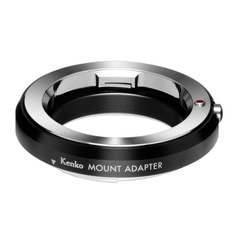 Kenko Mount Adapter for Leica M Lens to Sony E-Mount Camera