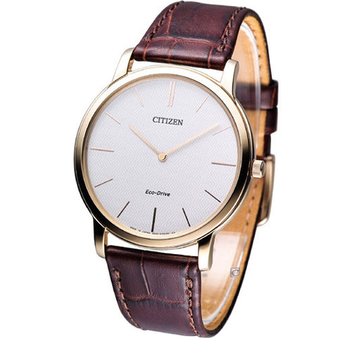 Citizen Eco-Drive Stilleto Ultra Thin AR1113-12A Watch (New with Tags)