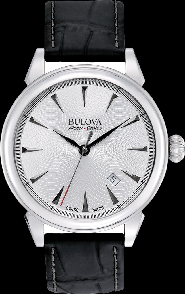 Bulova AccuSwiss Gemini Analogue 63B173 Watch (New with Tags)