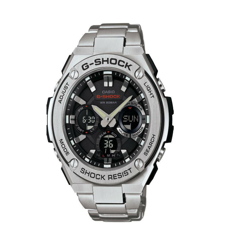 Casio G-Shock G-Steel GST-210D-1A Watch (New with Tags)