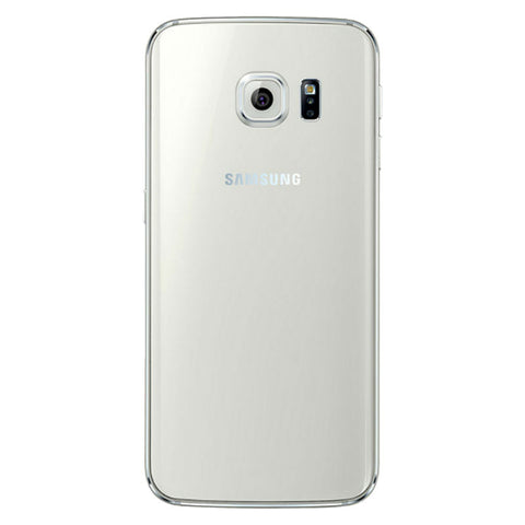 Samsung Galaxy S6 Edge 32GB 4G LTE White (SM-G925I) Unlocked