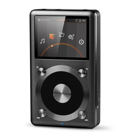 FiiO X3-II High Resolution Music Player (Black)