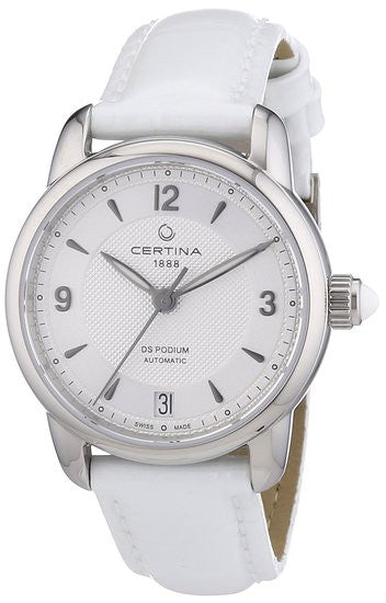 Certina DS Podium Lady C025.207.16.037.00 Watch (New with Tags)