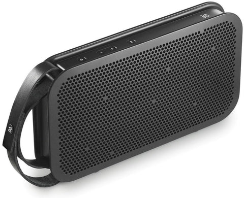 B&O Beoplay A2 Portable Bluetooth Speaker (Black)