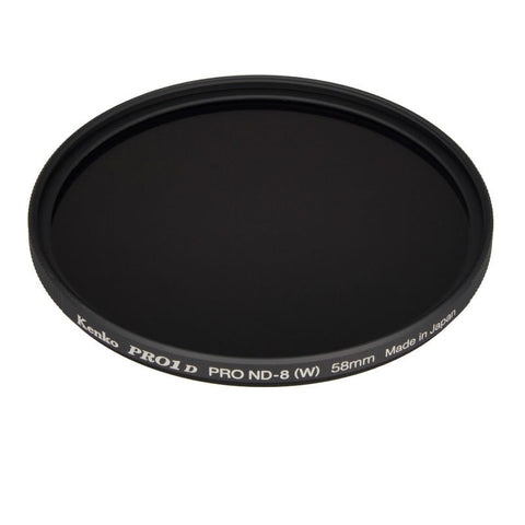 Kenko 58mm PRO ND8 Filter