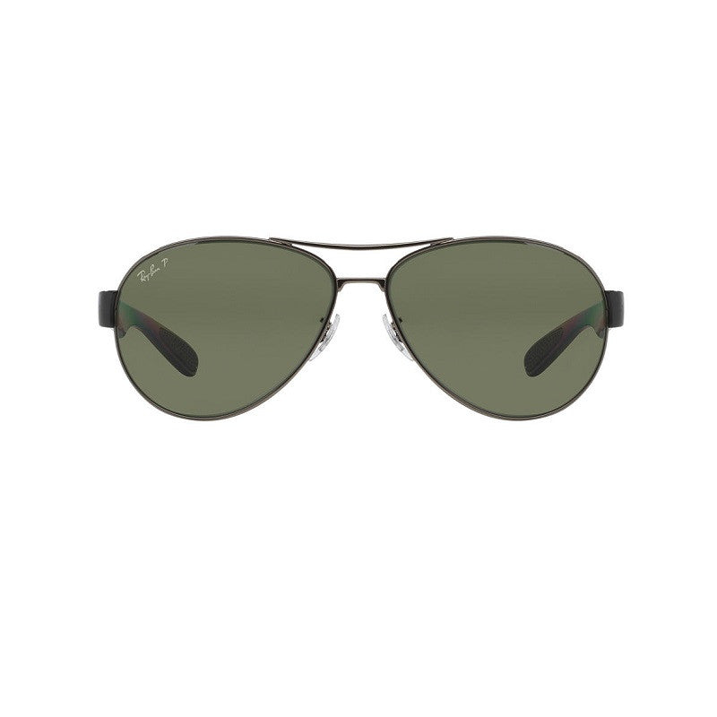 Ray-Ban RB3509 Polarized 004/9A (Size 63) Sunglasses