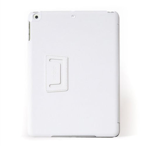 Odoyo Aircoat Folio Hard Case for iPad Mini 4 Ivory White