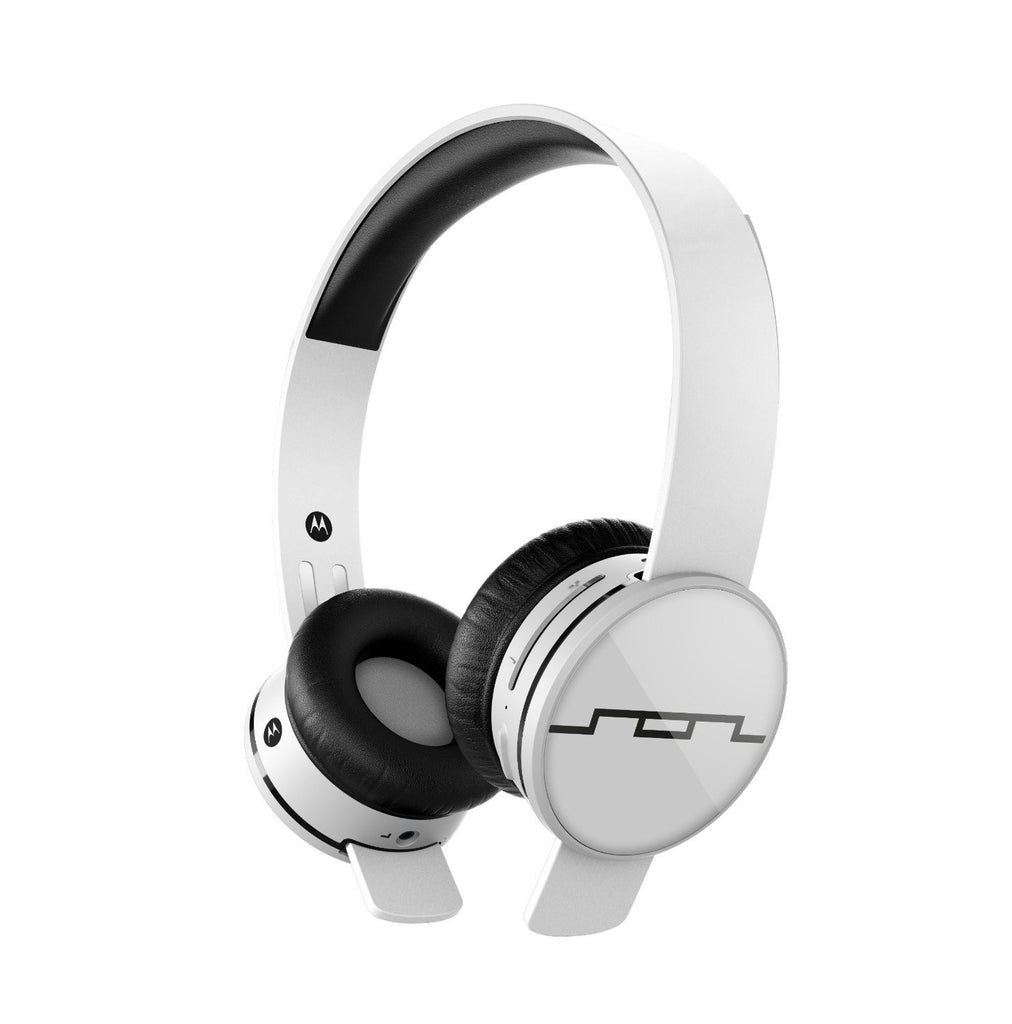 SOL Republic Tracks Air 1430-02 Wireless On Ear Headphones (White)