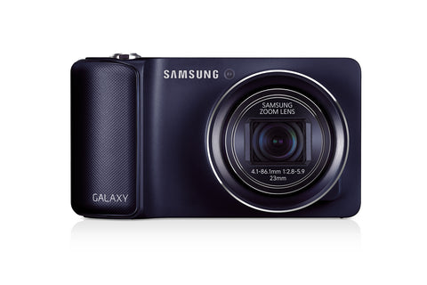 Samsung Galaxy Camera GC100 Black Digital Camera (3G)