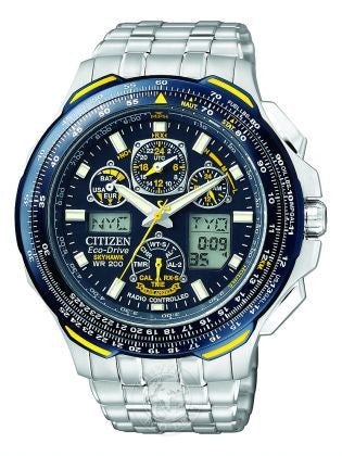 Citizen Eco-Drive Skyhawk JY0040-59L Watch (New with Tags)