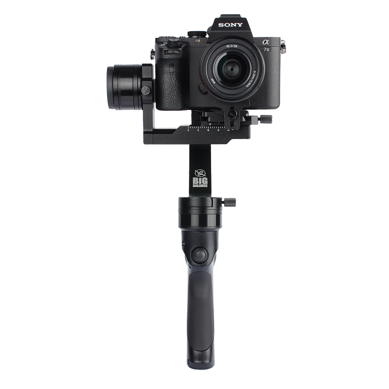 Big Balance 3-Axis Handheld Gimbal GN3 Plus for Mirrorless Camera