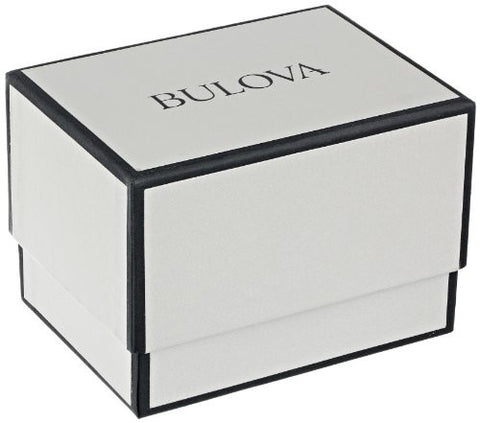 Bulova Dress Analog 96A133  Watch (New with Tags)