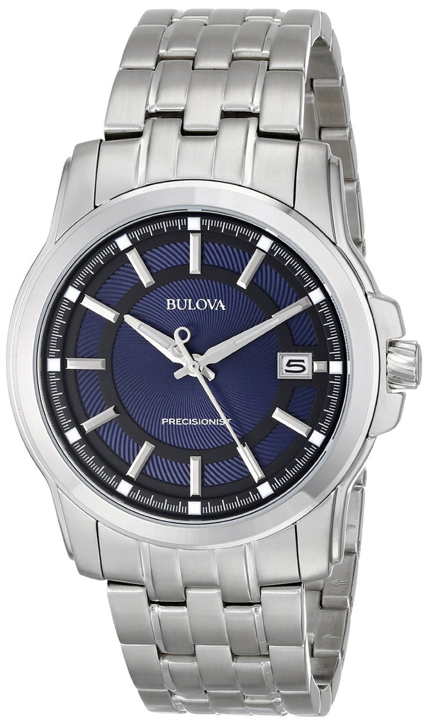 Bulova Precisionist Langford Analogue 96B159 Watch (New with Tags)