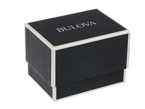 Bulova Dress Analog 96B219 Watch (New with Tags)