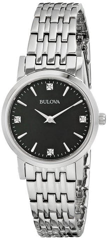 Bulova Dress Analog 96P148 Watch (New with Tags)