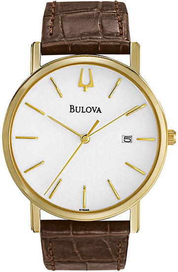 Bulova Classic 97B100 Watch (New with Tags)