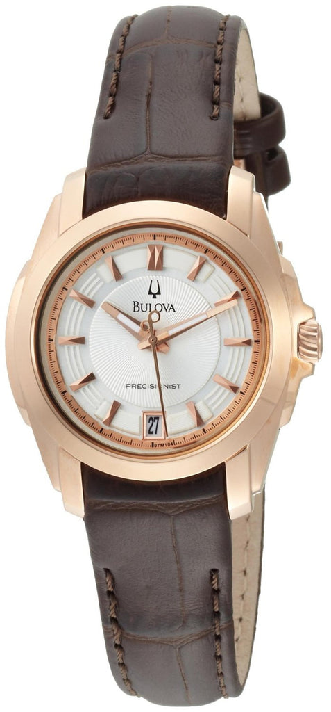 Bulova Precisionist Longwood Analogue 97M104 Watch (New with Tags)