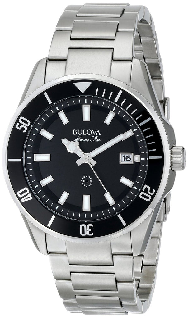 Bulova Sports Marine Star 98B203 Watch (New with Tags)