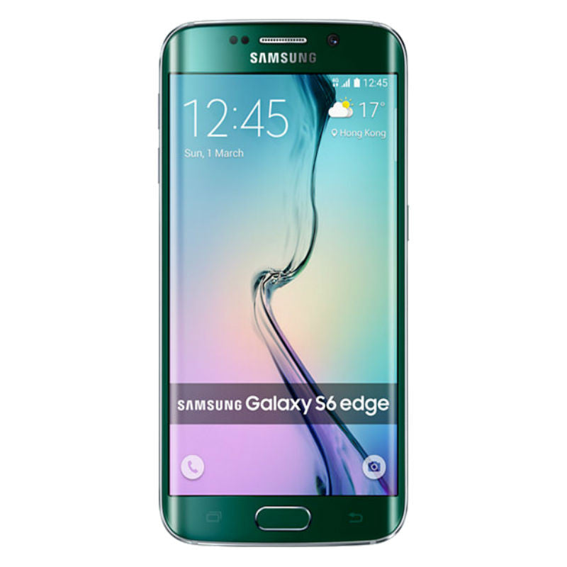 Samsung Galaxy S6 Edge 32GB 4G LTE Green (SM-G925F) Unlocked