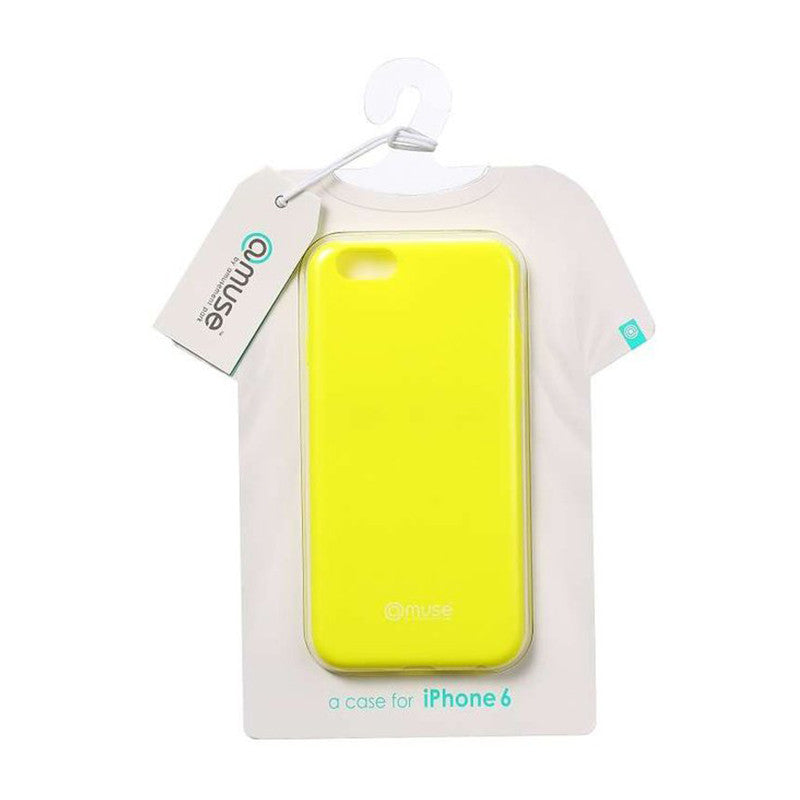 Amuse Wear the iPhone 6 Series TPU Case (Neon Lime)