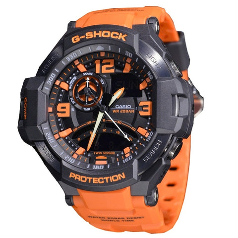 Casio G-Shock G-Aviation GA-1000-4A Watch (New With Tags)