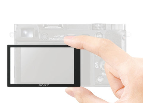 Sony PCK-LM17 Semi Hard LCD Protecting Cover