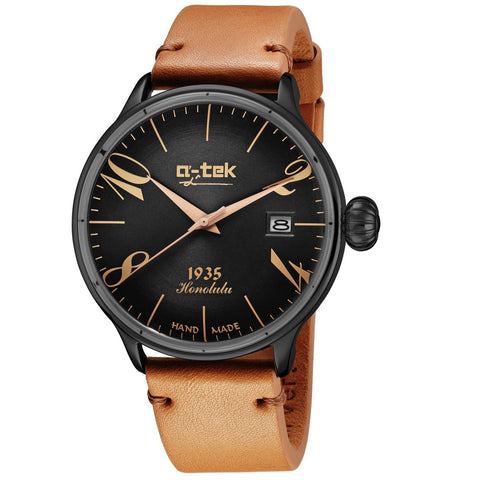 A-tek Memoria Quartz A1309B Watch (New with Tags)
