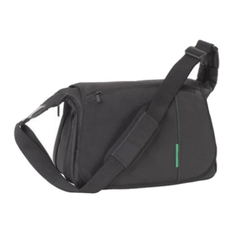 Waterproof Wear Camera Shoulder Bag for Canon and Nikon (Black)