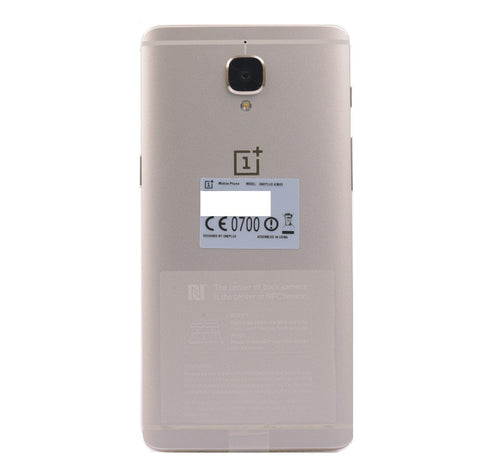 Oneplus 3 64GB 4G LTE Gold (A3000) Unlocked (CN Version)