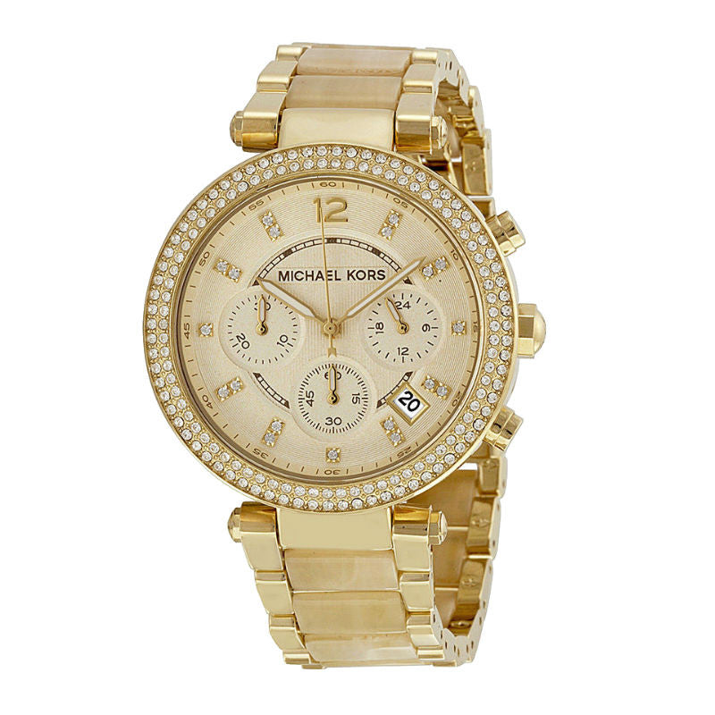 Michael Kors Parker Crystal MK5632 Watch (New with Tags)