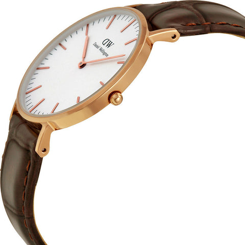 Daniel Wellington York 0510DW Watch (New with Tags)
