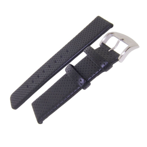 Citizen 59-S52417 Leather Watch Band (Black)
