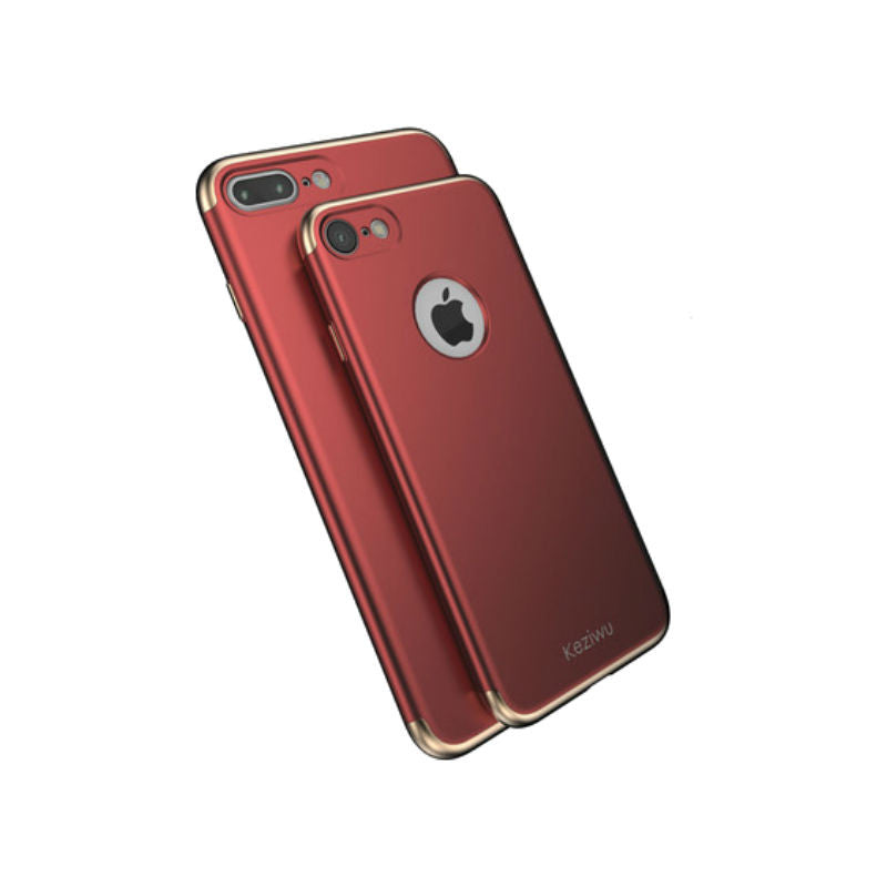 Shell Protective Thin Sleeve 4.7 inch for iPhone 7 (Red)