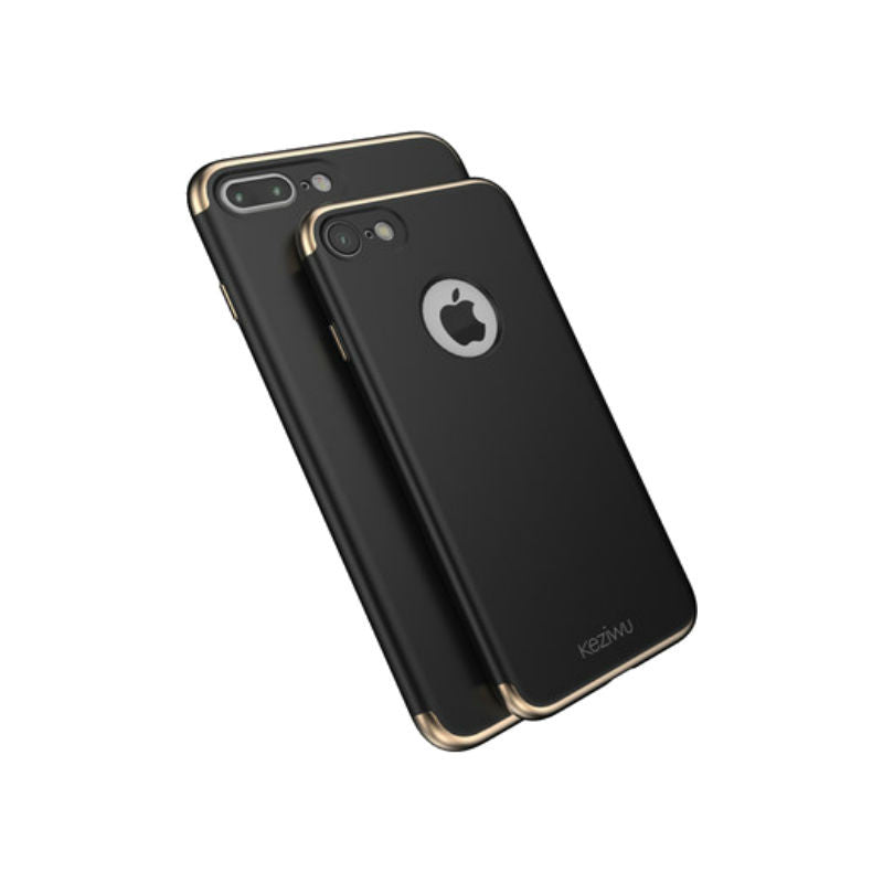 Shell Protective Thin Sleeve 5.5 inch for iPhone 7 Plus (Black)