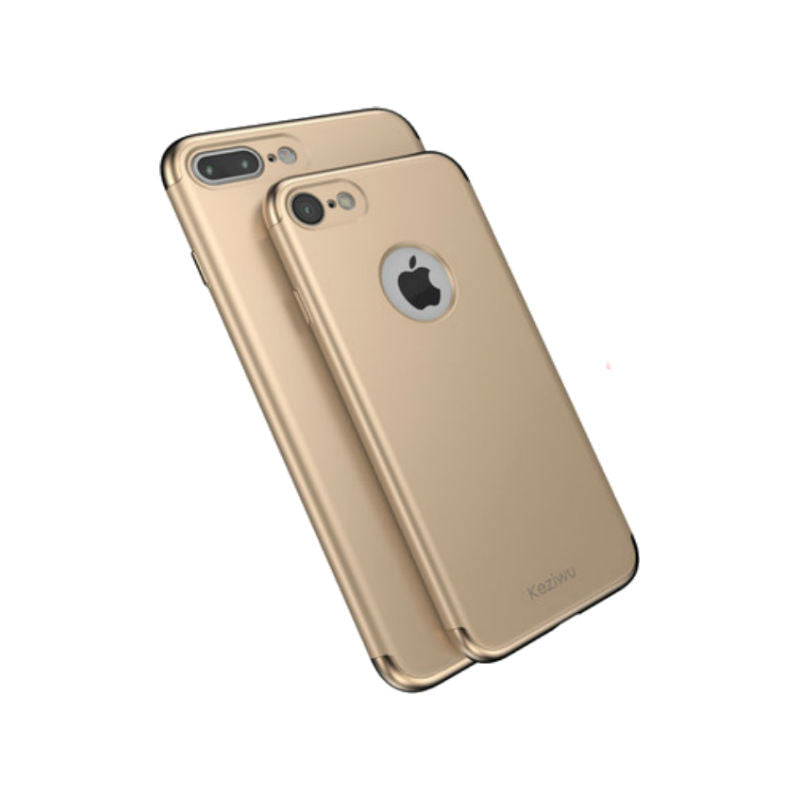 Shell Protective Thin Sleeve 5.5 inch for iPhone 7 Plus (Gold)