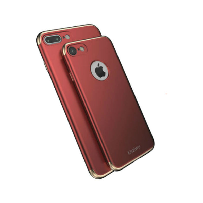 Shell Protective Thin Sleeve 5.5 inch for iPhone 7 Plus (Red)