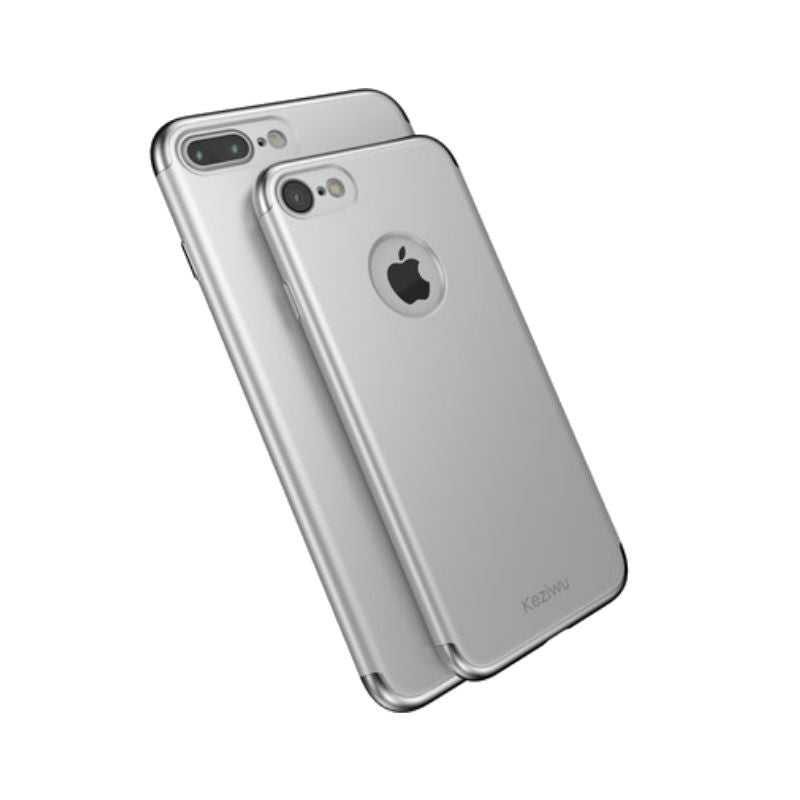 Shell Protective Thin Sleeve 5.5 inch for iPhone 7 Plus (Silver)