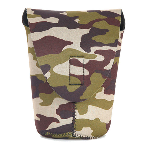 Barrel H08 DSLR Camera Lens Bag Extra Large (Camouflage)
