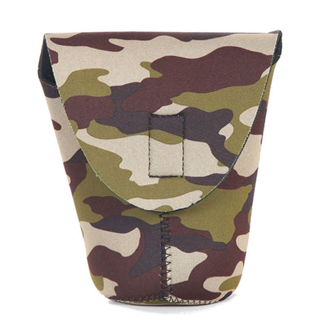 Barrel H08 DSLR Camera Lens Bag Large (Camouflage)