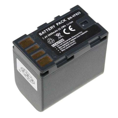 Generic BN-VF823 Decoded Battery for JVC