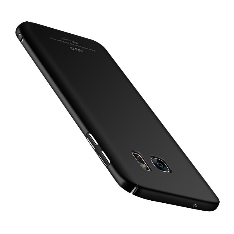 Classic Face Shield Phone Shell for Samsung S7 (Black)