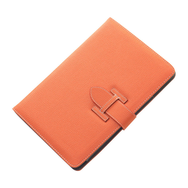 Handheld Drop Resistance Protective Sleeve with Holster Belt for Apple iPad Air 2 (Orange)