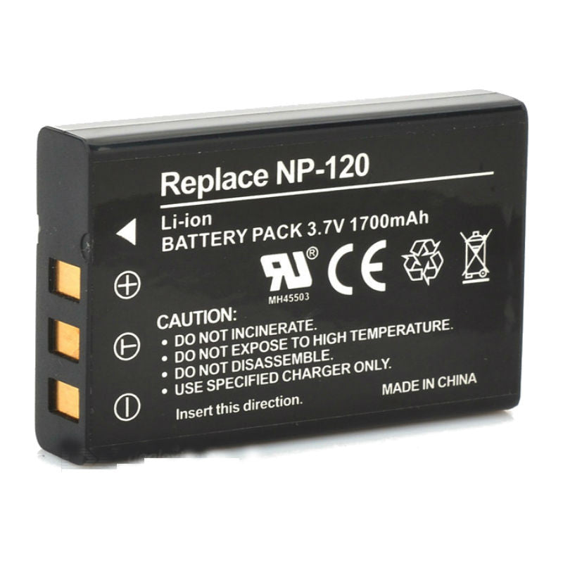 Generic NP120 Battery for Fujifilm