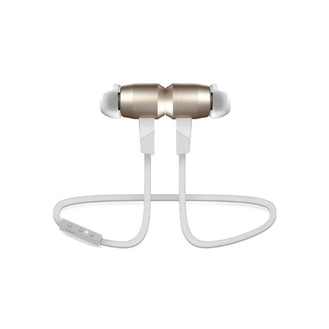 Nuforce BE6i Superior Sounding Bluetooth Earphone (Gold)