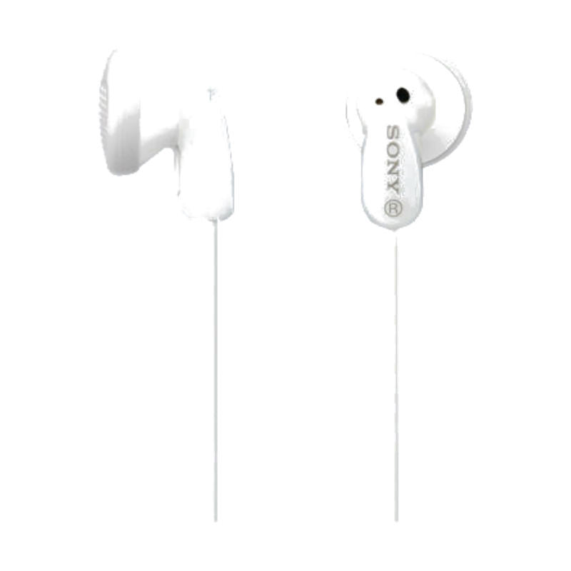 Sony MDR-E9LP In-Ear Headphones (White)