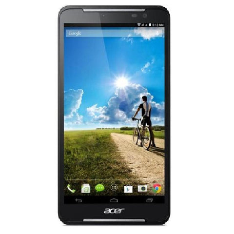 Acer Iconia Tab S Dual 16GB 4G LTE Black (A1724) Unlocked