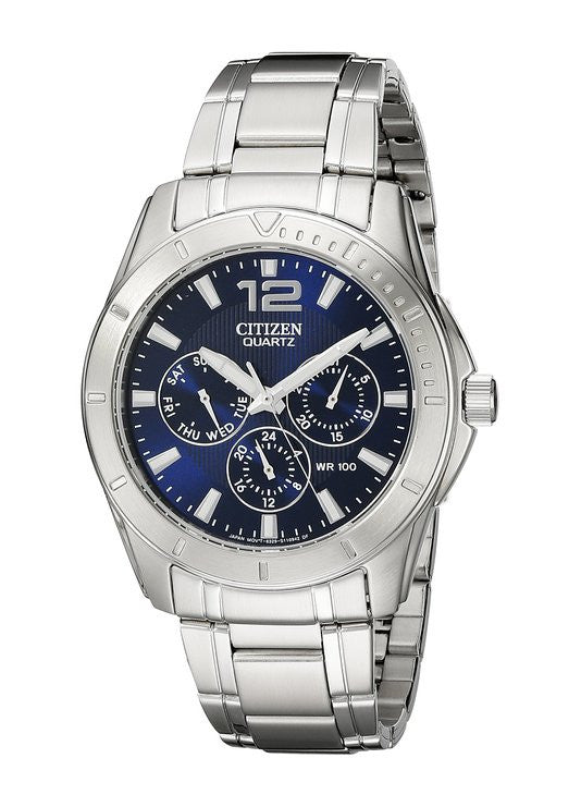 Citizen Chronograph AG8300-52L Watch (New with Tags)