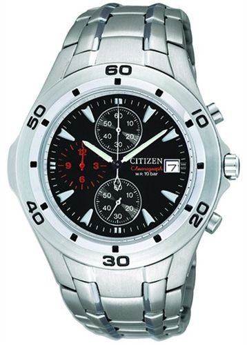 Citizen Chronograph Analog Dress AN3340-58E Watch (New with Tags)