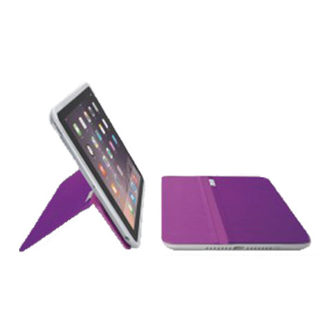 Logitech AnyView Folio with Any Angle Stand Tablet Cover for iPad Air 2 Violet